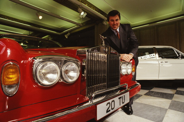 Tom Stoddart Archive「Rolls-Royce Corniche」:写真・画像(13)[壁紙.com]