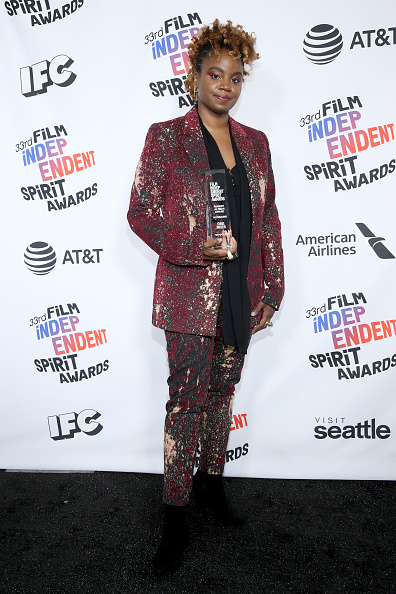 Red Pants「2018 Film Independent Spirit Awards  - Press Room」:写真・画像(6)[壁紙.com]