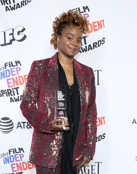 Red Pants「2018 Film Independent Spirit Awards  - Press Room」:写真・画像(7)[壁紙.com]