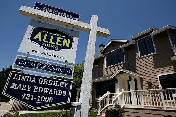 San Anselmo「Sales Of Existing Homes Rise In April, As Prices Drop」:写真・画像(17)[壁紙.com]