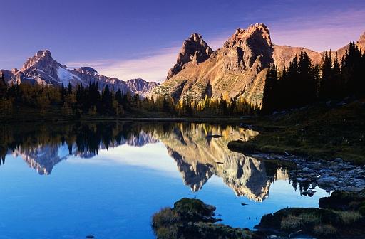 Yoho National Park「Opabin Lakes in Yoho National Park」:スマホ壁紙(3)