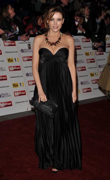 Strapless Evening Gown「Pride of Britain Awards - Arrivals」:写真・画像(10)[壁紙.com]