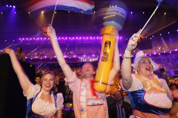 Sean Gallup「Eurovision Song Contest Dusseldorf 2011 - 2nd Semi Finals」:写真・画像(8)[壁紙.com]