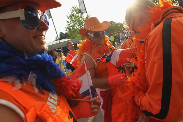Sean Gallup「Eurovision Song Contest Dusseldorf 2011 - 2nd Semi Finals」:写真・画像(6)[壁紙.com]