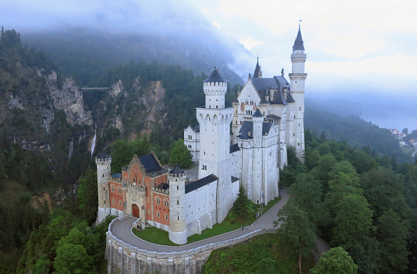 Castle「Travel Destination: Bavaria」:写真・画像(7)[壁紙.com]