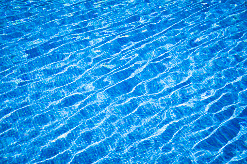 プール「Water in a swimming pool」:スマホ壁紙(14)