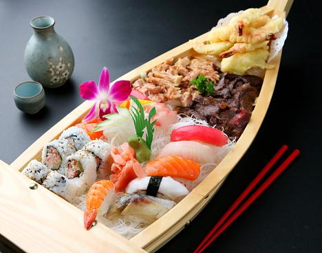 Ginger - Spice「Sushi Boat」:スマホ壁紙(7)