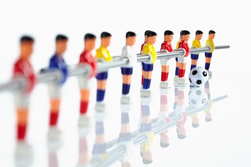 Athlete「Figurines of table football」:スマホ壁紙(12)