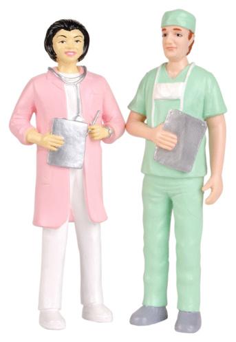Doll「Figurines of healthcare workers」:スマホ壁紙(17)