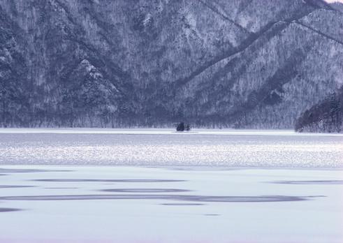 Nikko City「Lake」:スマホ壁紙(12)