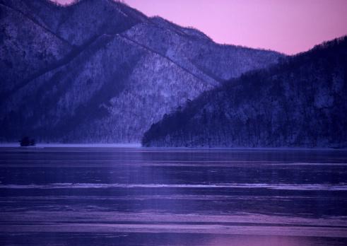 Nikko City「Lake」:スマホ壁紙(15)