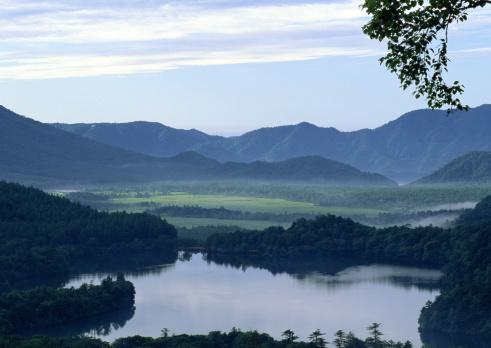 Nikko City「Lake」:スマホ壁紙(11)