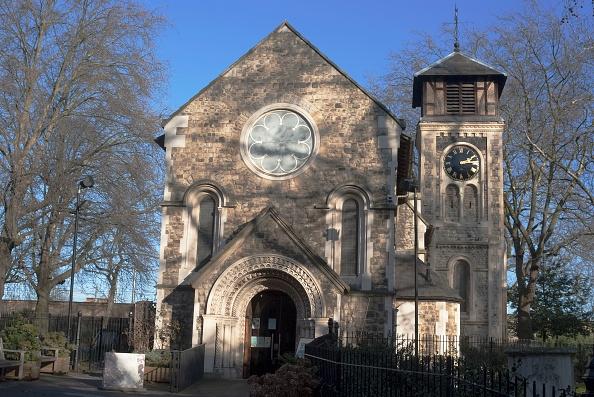 Church「Old St Pancras Church」:写真・画像(18)[壁紙.com]