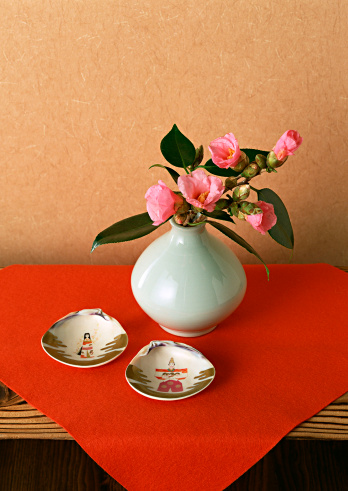 Hinamatsuri「Shell and Vase」:スマホ壁紙(8)