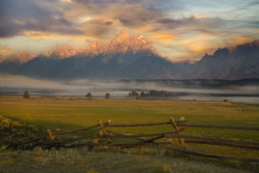 Grand Teton「Grand Tetons Paradise」:スマホ壁紙(8)