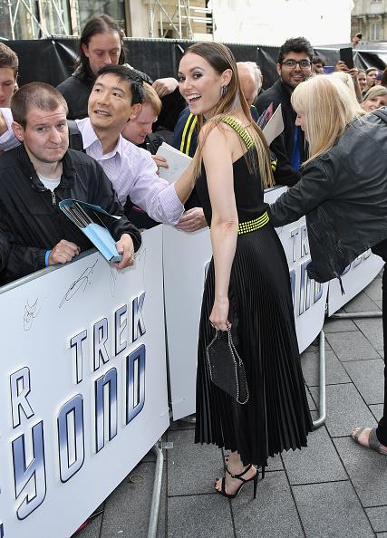 "Christopher Kane - Designer Label「""Star Trek Beyond"" UK Premiere」:写真・画像(18)[壁紙.com]"