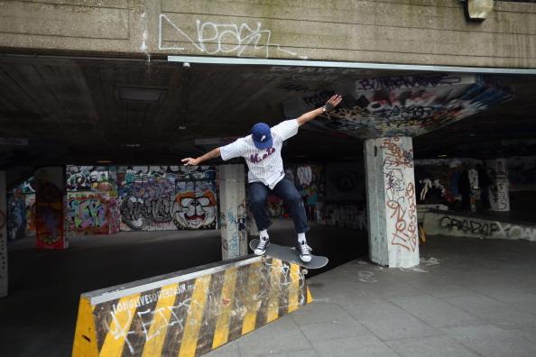 Skateboard Park「Skateboarding's South Bank Home Under Threat」:写真・画像(17)[壁紙.com]