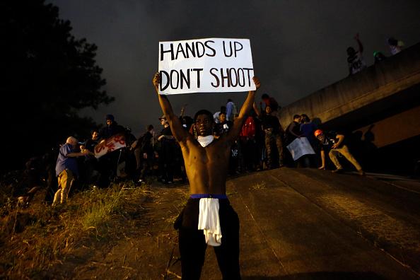 Black Lives Matter「State Of Emergency Declared In Charlotte After Police Shooting Sparks Violent Protests」:写真・画像(12)[壁紙.com]
