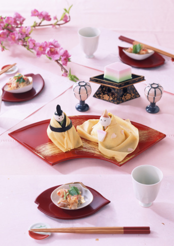 Hinamatsuri「Sushi for the Doll Festival」:スマホ壁紙(5)