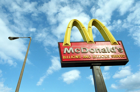 Arch - Architectural Feature「McDonald's Earnings Fall Over Mad Cow Scare」:写真・画像(0)[壁紙.com]