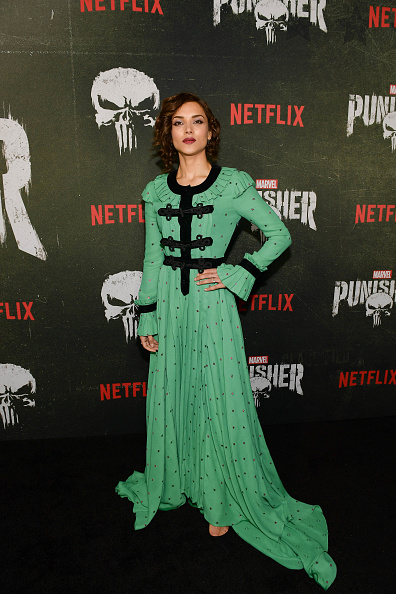 フロアレングス「Marvel's 'The Punisher' Los Angeles Premiere - Red Carpet」:写真・画像(12)[壁紙.com]