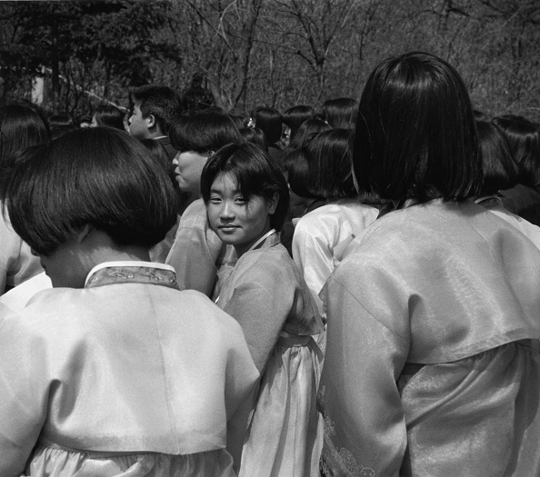 High School Student「Korean Schoolgirls」:写真・画像(0)[壁紙.com]