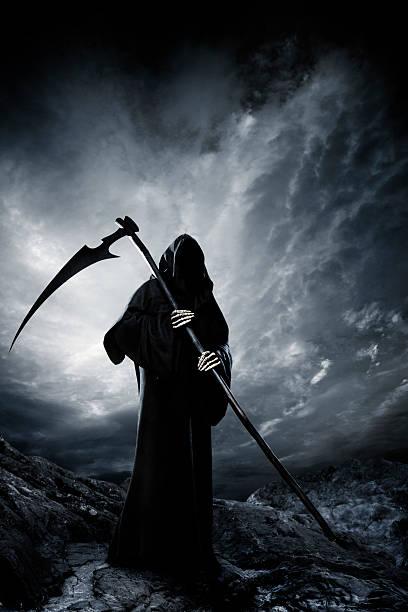 Grim Reaper:スマホ壁紙(壁紙.com)