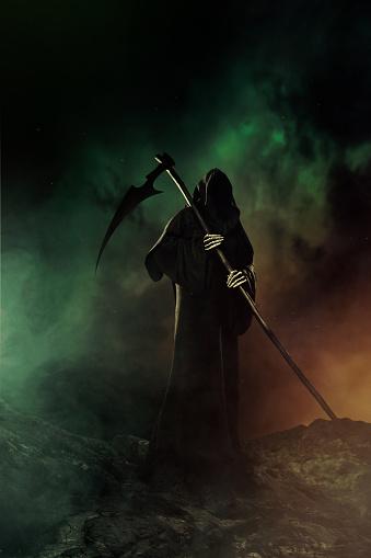 Hell「Grim Reaper」:スマホ壁紙(8)