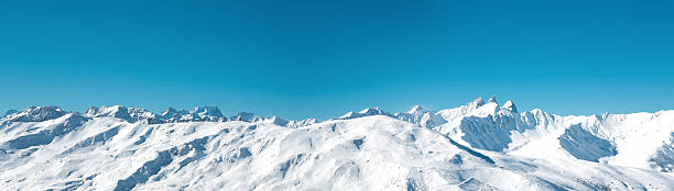 Panoramic Mountain Range:スマホ壁紙(壁紙.com)