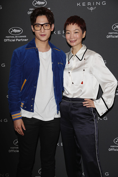 俳優 楊洋「Kering Talks Women In Motion At The 70th Cannes Film Festival」:写真・画像(5)[壁紙.com]