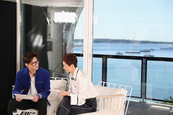 俳優 楊洋「Kering Talks Women In Motion At The 70th Cannes Film Festival」:写真・画像(14)[壁紙.com]
