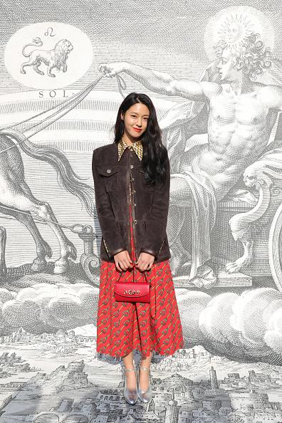 Suede「Gucci - Arrivals - Milan Fashion Week Autumn/Winter 2019/20」:写真・画像(14)[壁紙.com]