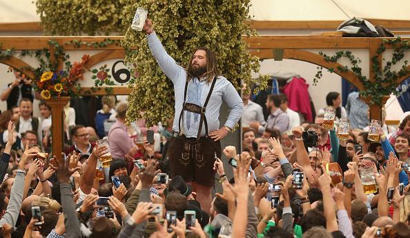 Johannes Simon「Opening Day - Oktoberfest 2016」:写真・画像(15)[壁紙.com]