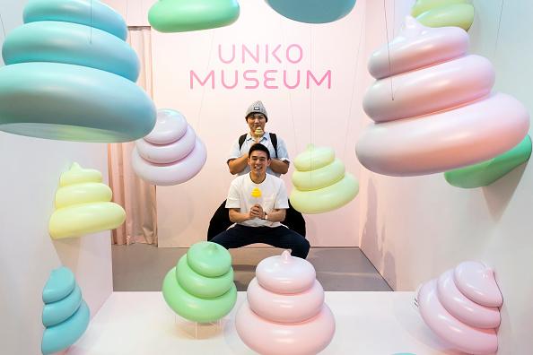 Offbeat「Poop-themed Unko Museum Yokohama Attracts Visitors In Japan」:写真・画像(18)[壁紙.com]
