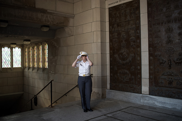Waiting「A New Class Of Cadets Reports To U.S. Military Academy At West Point」:写真・画像(11)[壁紙.com]