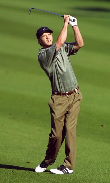 Golf Swing「Celebrities Bob Hope Chrysler Classic Golf」:写真・画像(6)[壁紙.com]