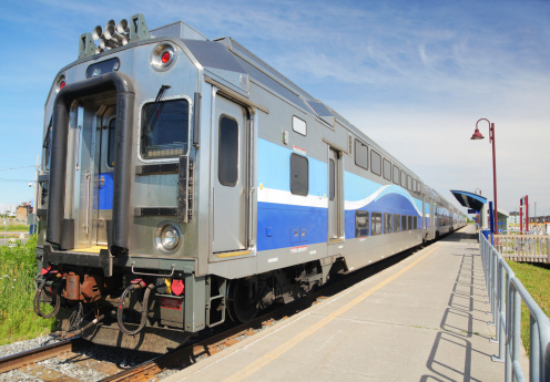 Electric train「地元の通勤電車駅」:スマホ壁紙(9)