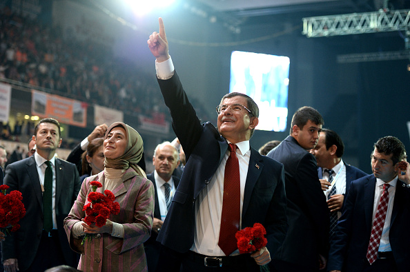 Diplomacy「Binali Yildirim Is Announced As Turkey's New Prime Minister」:写真・画像(10)[壁紙.com]