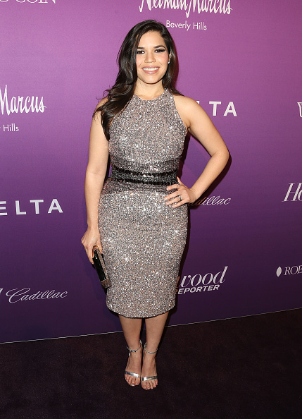 Shoe「The Hollywood Reporter's Annual Oscar Nominees Night Party - Arrivals」:写真・画像(8)[壁紙.com]
