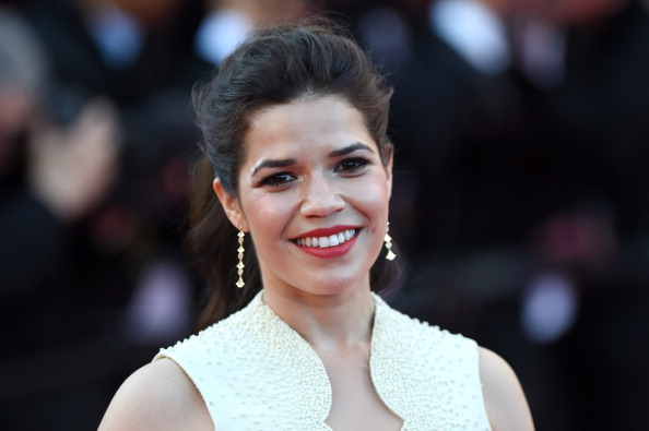 "America Ferrera「""How To Train Your Dragon 2"" Premiere - The 67th Annual Cannes Film Festival」:写真・画像(1)[壁紙.com]"
