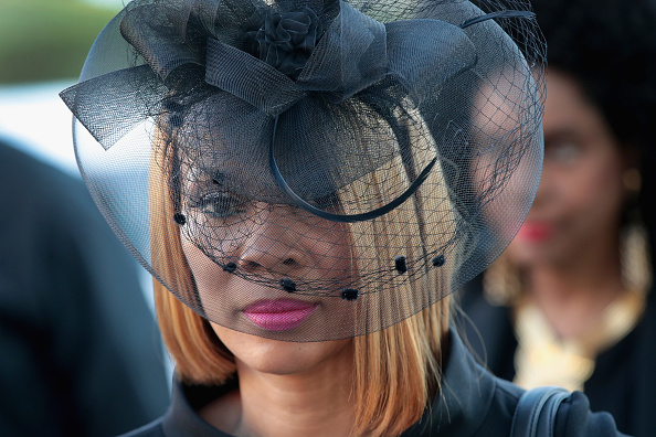 Scott Olson「Soul Music Icon Aretha Franklin Honored During Her Funeral By Musicians And Dignitaries」:写真・画像(3)[壁紙.com]