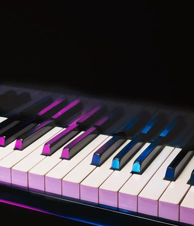 Music「Piano」:スマホ壁紙(18)
