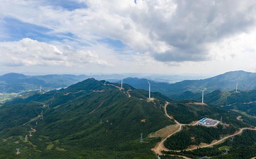 A Helping Hand「Uphill wind power station」:スマホ壁紙(14)