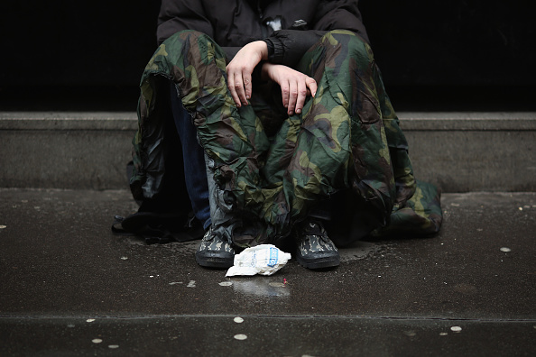 Finance and Economy「Homeless Figures In London Double In Past Six Years According To Charities」:写真・画像(15)[壁紙.com]