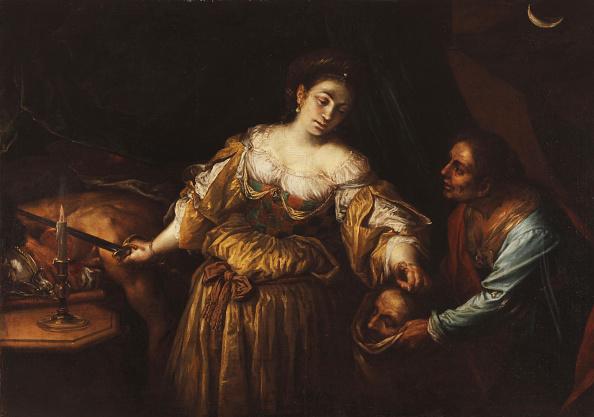 絵「Judith Beheading Holofernes」:写真・画像(9)[壁紙.com]