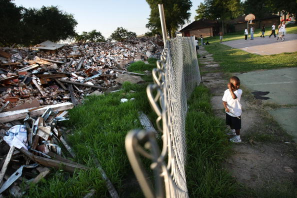 Basketball - Sport「Demolition Continues On New Orleans Housing Projects」:写真・画像(18)[壁紙.com]