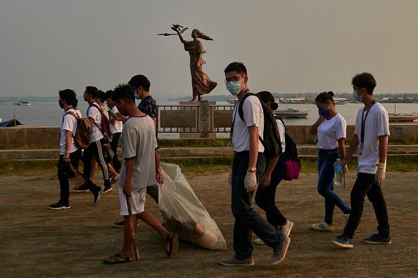 Environmental Conservation「Filipinos Mark International Coastal Cleanup Day」:写真・画像(15)[壁紙.com]