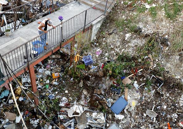 US Virgin Islands「U.S. Virgin Islands Continues Major Recovery Efforts After Hurricane Irma Devastated The Islands」:写真・画像(0)[壁紙.com]