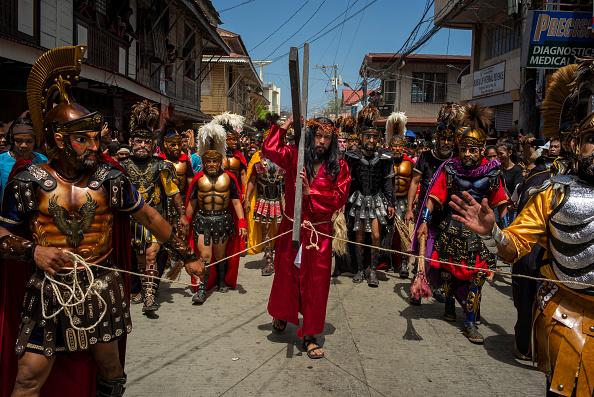 Bestpix「Filipinos Gather To Celebrate Holy Week」:写真・画像(17)[壁紙.com]