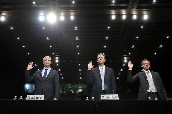 Politics「Facebook, Google And Twitter Executives Testify Before Congress On Russian Disinformation」:写真・画像(3)[壁紙.com]